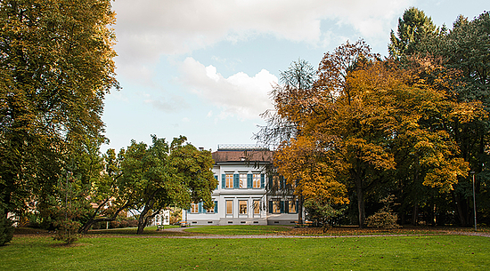 Palais Thurn & Taxis / Foto © Christoph Skofic